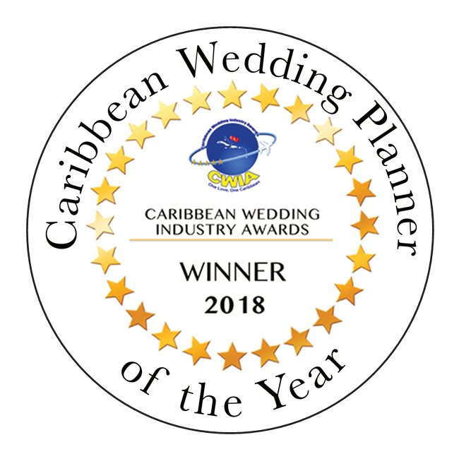 Caribbean Wedding Planner of the year